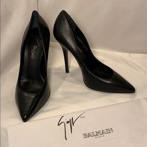 Giuseppe Zanotti for Balman designer heels